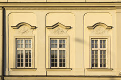 Le secteur de la vieille ville dans la ville Varsovie, Pologne Photos libres de droits