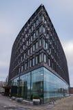 Le sedi del gruppo di media di Aller, Copenhaghen, Danimarca Immagini Stock Libere da Diritti