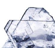 Le sel en cristal photographie stock