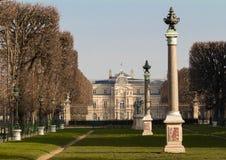 Le Senat français photos libres de droits