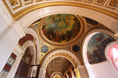 Le Senat, Palais du Luxemburg, Parijs, Frankrijk Stock Afbeeldingen