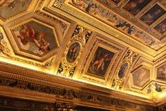 Le Senat, Palais du Luxemburg, Parijs, Frankrijk Royalty-vrije Stock Afbeeldingen