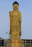 Le Shagjamouni Bouddha dans Ulaanbaatar Photographie stock