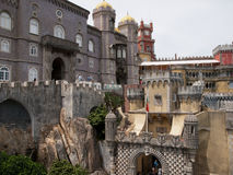 Le Sintra-Portugal Photo stock