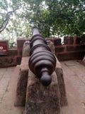 Le site des trois tortues et forteresses de ville de Jiuding image stock