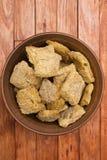 Le soja organique Image stock