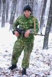 Le soldat Image libre de droits