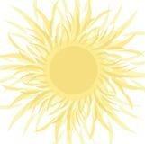 le soleil Images stock
