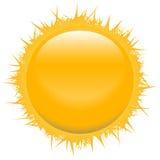 Le soleil Image stock