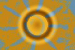 Le soleil Photo stock