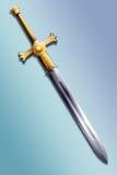 Le soleil d'épée Photos stock