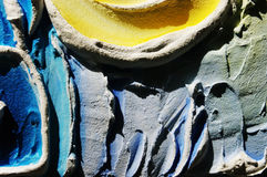 Le soleil de ‹d'†de ‹d'†de mer Image stock