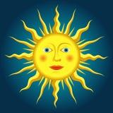 Le soleil de la Renaissance illustration libre de droits
