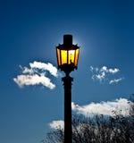 le soleil de loquet Photographie stock libre de droits