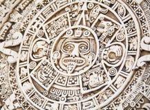 Le soleil de Maya Photos stock