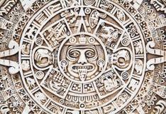 Le soleil de Maya Photo libre de droits