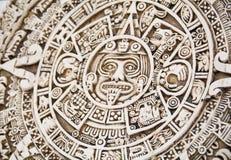 Le soleil de Maya Images libres de droits