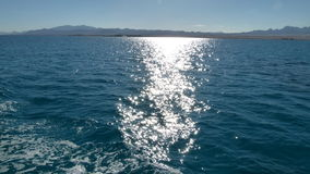 le soleil de mer d'élément de conception image stock