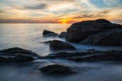 le soleil de mer d'élément de conception photographie stock libre de droits