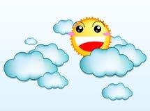 foto de Smiley heureux jaune illustration stock Illustration du people 6242226