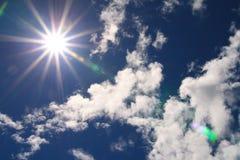 le soleil Taiwan d'ali mt Photographie stock libre de droits