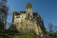 Le son célèbre de château de Dracula image stock