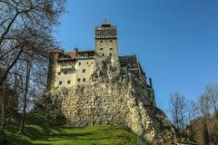 Le son célèbre de château de Dracula images stock