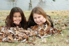 Le sorelle sono amici Fotografia Stock Libera da Diritti