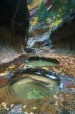 Le souterrain Photo libre de droits