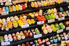 Le souvenir japonais Photos stock