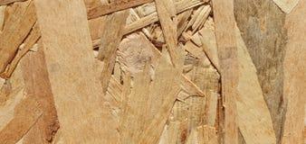 Le sowdust en bois a press? le plat de texture image stock