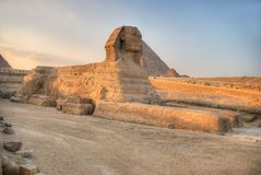 Le sphinx Photo stock