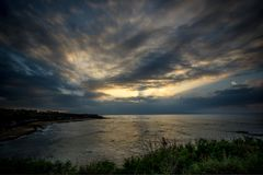 Le spiagge di Maui Hawai Immagini Stock Libere da Diritti