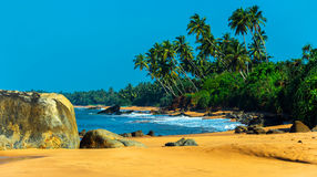 Le Sri Lanka Image libre de droits