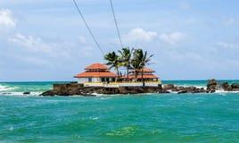 Le Sri Lanka Ceylan Halle Photographie stock
