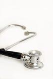 le stéthoscope de l'infirmière Photographie stock