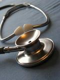 Le stéthoscope du docteur Photographie stock