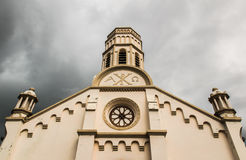 Le St d'église TERESA dans le Laotien Photo libre de droits