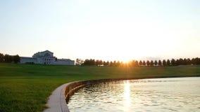 Le St Louis Art Museum en Forest Park, St Louis, Missouri banque de vidéos