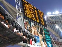 Le stade Image libre de droits