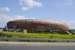 Le stade national en dehors de Soweto Photos libres de droits