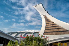 Le stade olympique image stock