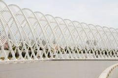 Le Stade Olympique à Athènes, Grèce Photo stock