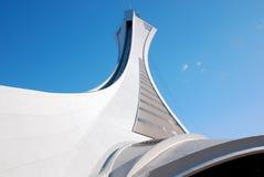 Le stade olympique de Montréal Image libre de droits