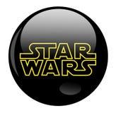 Le Star Wars signe illustration libre de droits