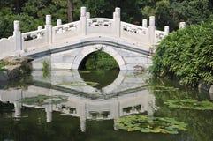 Le stationnement de Beihai, Pékin Images libres de droits