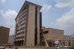 Le statistiche alloggiano a Kampala Fotografie Stock Libere da Diritti