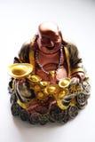le staty för monk arkivbild
