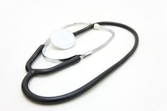 Le stetoskop médical Photos libres de droits