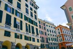 Le Strade Nuove Genova, Italia fotografia stock libera da diritti